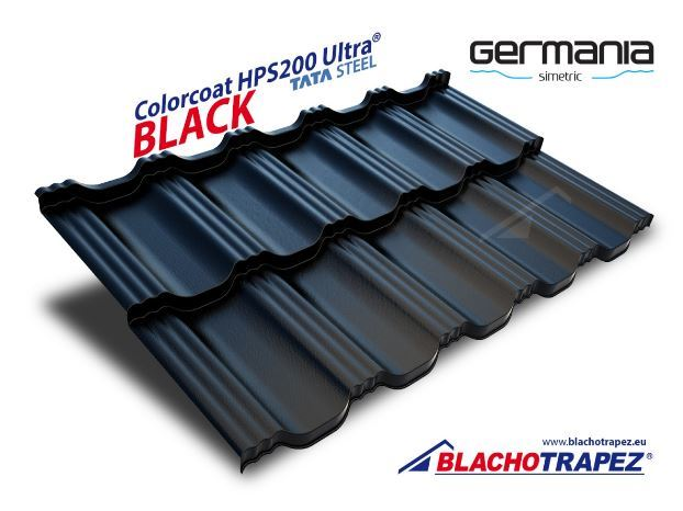 blachotrapez germania colorcoat HPS200