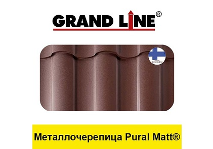 Характеристики Grand Line GreenCoat Pural BT
