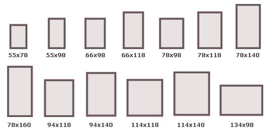 размеры мансардных окон в минске